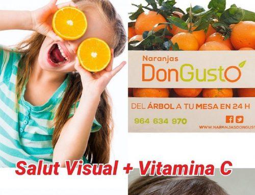 Setmana salut visual: Vitamina C + Salut Visual (article en valencià)