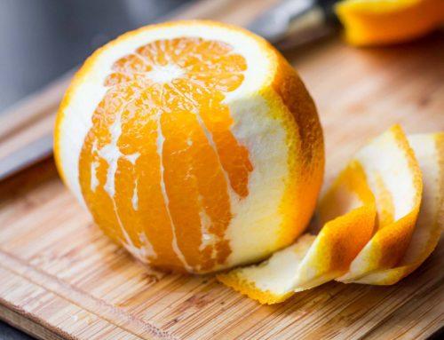 ¿Es bueno comer naranjas por la noche?